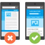 SEO対策に効くスマートフォンサイトのデザインとは?